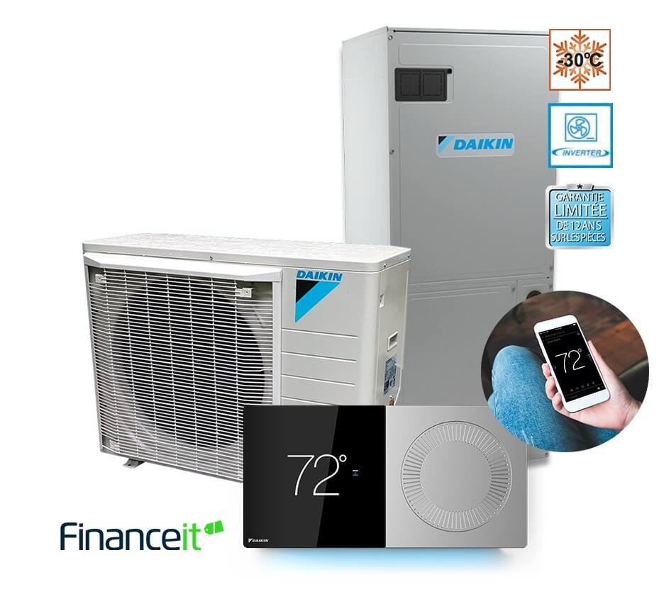 Daikin Air Comfort and Quality