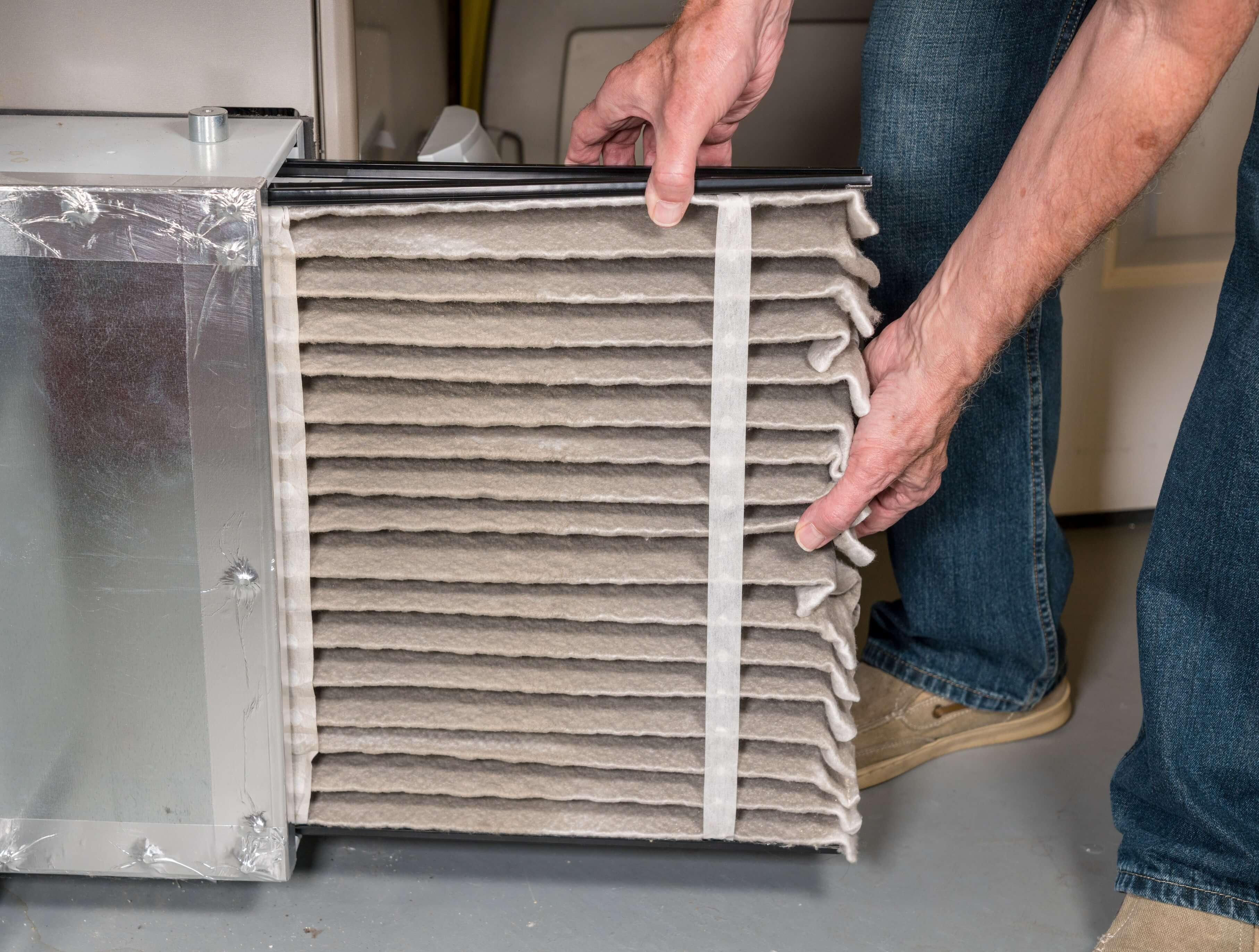 A Furnace Replacement Could Improve Your Health